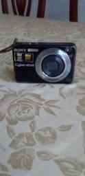 Vendo câmera fotográfica digital sony