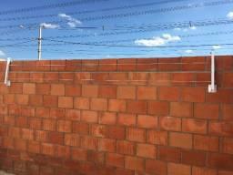 Varal para casa 3 metros dobrável ferro