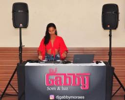 Dj Gabby - Som & Luz