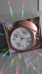 Relógio ..