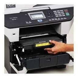 Impressora multifuncional - excelente