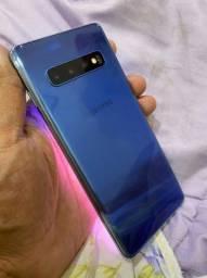 Samsung s10 128/8 (VENDA E TROCA)