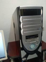 CPU Intel Core 2 Quad 9500 2.83ghzz - 6 gb de ram - PC Gamer placa de vídeo opcional;