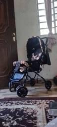 Carrinho de bebê marca Voyage