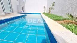 Casa térrea com piscina a venda no Real Park em Sumaré - CA0515