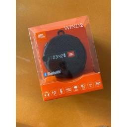 Caixa de Som JBL Wind 2 Suporte para Motos e Bicicletas Bluetooth À Prova D'água