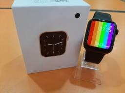 Original iwo w46 smartwatch relógio inteligente