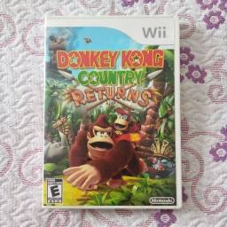 Donkey Kong Country Returns original completo