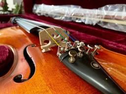 Violino Jahnkee Profissional Ajustado e Enc. Alphayue