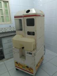 máquina suco de laranja Fmc.