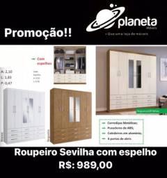 Roupeiro Sevilha promoção // antiguidades