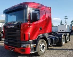 Scania R 114 GA 6x2 NZ 380