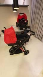 Carrinhos de bebê com bebê conforto safety