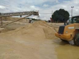 Vendo areia brita pedra de mão 650 Reais