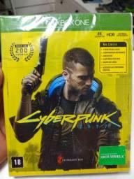 Jogo Cyberpunk 2077 Xbox One Mídia Física Português