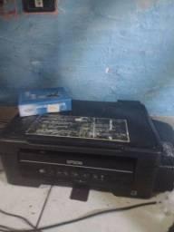 Máquina de estampar e impressora sublimação