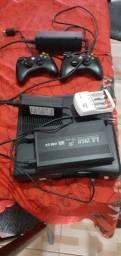 Xbox 360 slim desbloqueado HD completo.