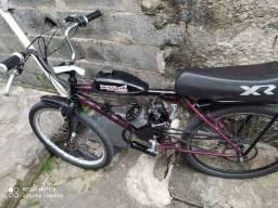 Bicicleta motorizada 80 cc com nota fiscal