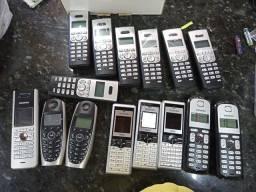 Varios telefones fixos novos de Portugal