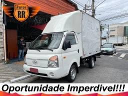 Título do anúncio: Hyundai Hr c/Bau com porta lateral, 2.5 turbo Diesel Completa -Ar 2012 Autos RR