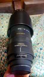 Lente SIGMA 150-500mm SEMI NOVA
