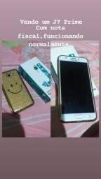 Vendo celular J7 Prime