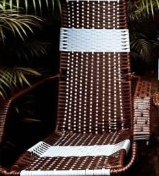 Cadeira de balanço com 3