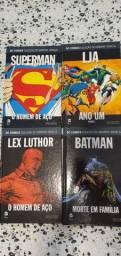 HQs Coleção graphic novels DC