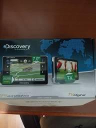 GPS com teve digital somente 150,00