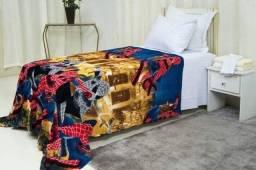 Cobertor do Homem Aranha