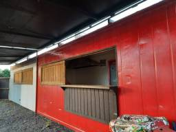 Container reefer para food Park