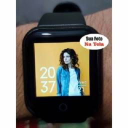 Smartwatch D20/Y68 Coloque sua foto