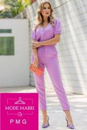 Mode Marri - Conjunto de Calça e Blusa