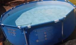 Vendo piscina usada