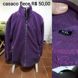 casaco roxo