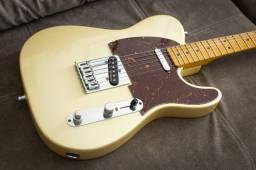 Guitarra Fender Telecaster FSR - Guitarra Única e Rara