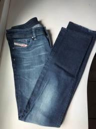 Calça jeans Diesel feminina