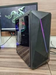 pc gamer i3 9geracao nvidia gt 210 16gb ram hd 1tb asus h310
