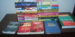 37 Livros (Literário, Ensino Médio, Vestibulares e Concurso.)