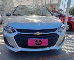 Onix Sedan Plus LT 1.0 COMPLETO+ GNV ( ENTRADA R$ 5.000,00 + 48X 1.582,00)