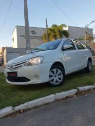 Toyota Etios 1.5 2016 Extra
