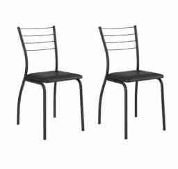Cadeiras Plast PRETO
