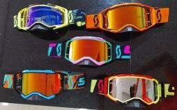 Óculos Motocross Scott