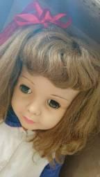 Boneca Amiguinha anos 60 sem avarias