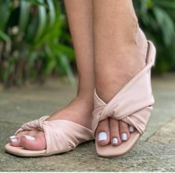 Sandálias diferenciadas