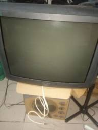 Tv bike e sofa