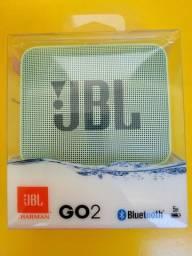 Caixinha JBL Go2 100% Original Nova