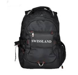 Mochila Notebook Masculino Swissland Resistente Forrada Top