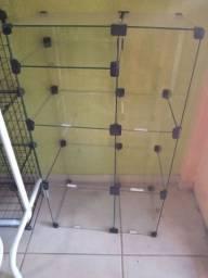 Balcão vidro