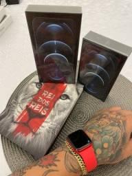 iPhone 12 pro max e 12 pro lacrado + brindes